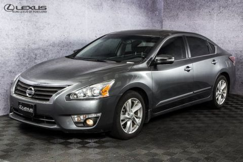 Used 2015 Nissan Altima 2.5 SV