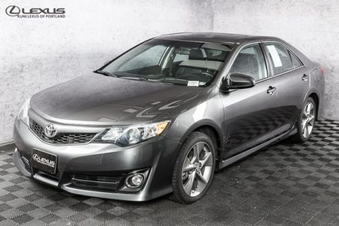 Used 2014 Toyota Camry SE Sport
