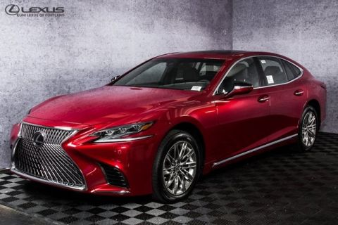 L/Certified 2018 Lexus LS 500 Base
