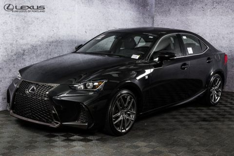 2019 Lexus IS 350 350